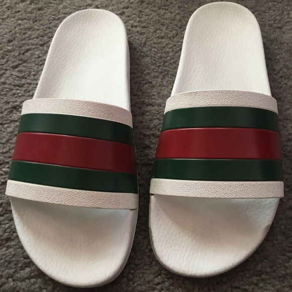 cc75a1a0a Gucci Shoes | Mens Sport Sandals Size 11 | Poshmark